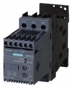 3RW30  Soft Starter Sirius Siemens