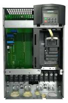 Manutenção de inversor de frequência Siemens